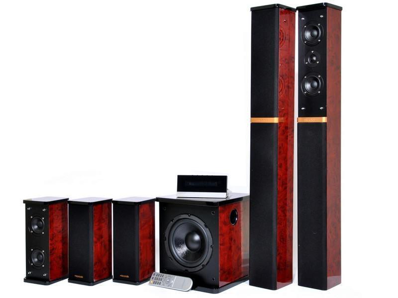 Microlab H-600, Dark Wood акустическая система SPMCRLB_H600