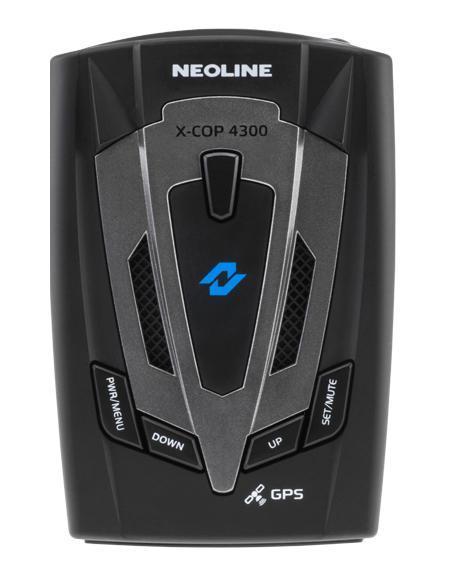 Neoline X-COP 4300, Black радар-детектор