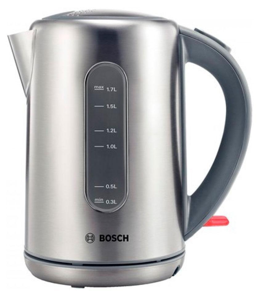 Bosch TWK 7901, Silver электрический чайник электрический чайник bosch twk7901 silver