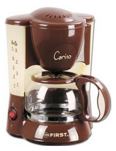 First FA-5458, Brown кофеварка