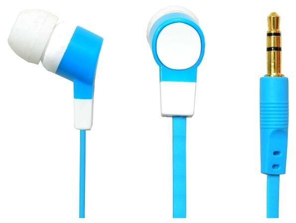 Oxion EPO300, Blue наушникиEPO300BLНаушники OXION EPO300 (Затычки, 20-20kHz, 102±3dB, 32 Ом, плоский шнур 1,2м). Плоский шнур выполнен в современном стиле и имеет единый с наушниками цвет. Наушники имеют современный, стильный корпус с приятной акустикой. Легкие и комфортные в применении.