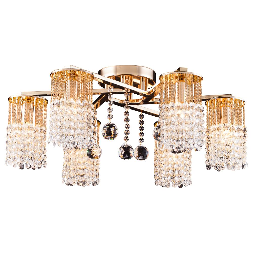 Светильник потолочный Arte Lamp CASCATA A3028PL-6GOA3028PL-6GO