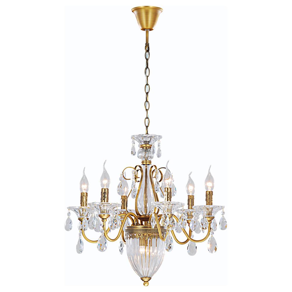 Светильник подвесной Arte Lamp SCHELENBERG A4410LM-6-2SRA4410LM-6-2SR