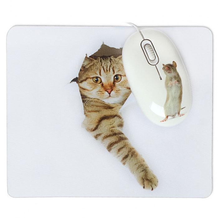 CBR Capture мышь + коврик