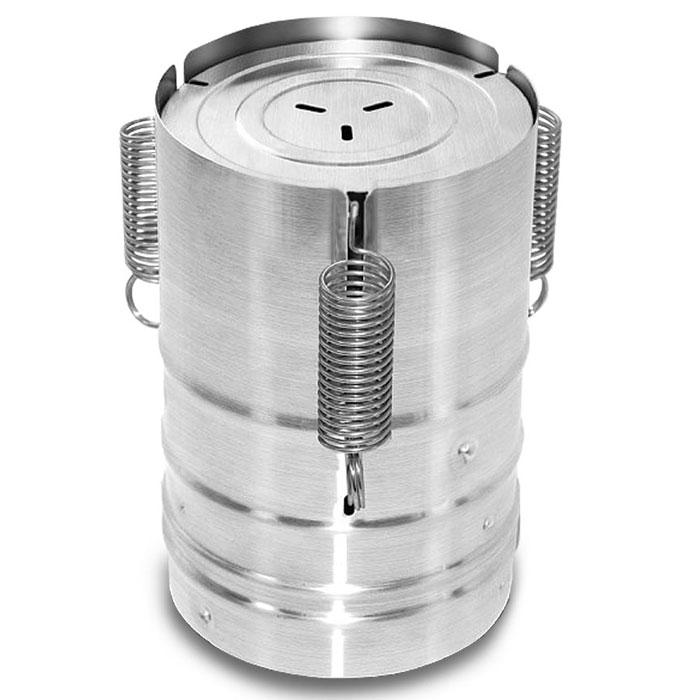 Endever Skyline HM-004 ветчинницаHM-004Endever SkyLine HМ-004 - простой и удобный прибор для приготовления в домашних условиях ветчины, рулетов и прочих блюд из мяса, птицы, рыбы с возможностью добавления разнообразных приправ, специй и дополнительных ингредиентов. Он подходит для приготовления еды в кастрюле, духовке, или мультиварке. Ветчинница позволит баловать своих близких восхитительными, всеми любимыми деликатесами без искусственных консервантов и усилителей вкуса! Объем выхода готового продукта: от 0,2 до 1,4 л