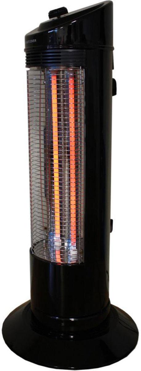 Zenet QH-1200, Black кварцевый обогревательQH-1200 blackНагревательный элемент в карбоновом обогревателе Zenet QH-1200 изготовлен из тканной углеводородной (карбоновой) нити, имеющую форму спирали и запаян в вакуумную кварцевую трубку. За счёт того, что нагревательный элемент карбоновая (углеводородная) нить, у которой теплопроводность намного выше, чем у обогревателей, где нагревательный элемент, по сути, металлическая проволока (керамические, масляные), карбоновый обогреватель потребляет меньше электроэнергии в 2 - 2,5 раза. Причём, эффективность нагрева такая же, как у выше перечисленных обогревателей, при потреблении 1,8 - 2,4 КВт, против 1200 Вт у карбонового обогревателя. Что в нынешней ситуации, когда электроэнергия стоит дорого и нагрузка на сеть, соответственно, меньше в 2 - 2,5 раза, имеет не маловажное значение. Нагревательный элемент имеет долговечный срок службы, при условии соблюдения технических условий эксплуатации (220 Вольт 50 Гц) , в отличии от вышеупомянутых обогревателей, у которых нагревательный элемент...