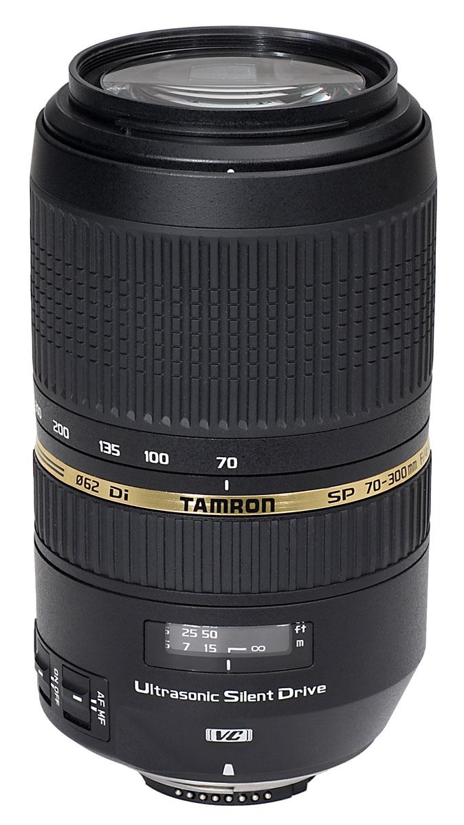 Tamron AF SP 70-300/4.0-5.6 DI VC USD Canon