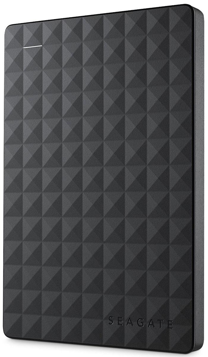 Seagate Expansion 500GB, Black внешний жесткий диск (STEA500400)