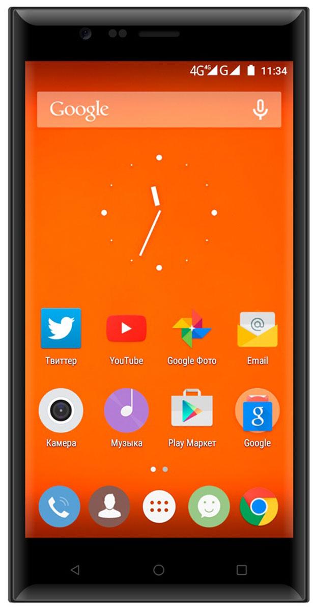 Highscreen Boost 3, Black23151Highscreen Boost 3 - новый флагман от Highscreen с расширенными возможностями и демократичной ценой. Смартфон оснащён прогрессивным аудиотрактом Hi Sound, который сочетает в себе ЦАП ESS9018K2M и усилитель ADA4897-2. Прямая передача аудиопотока на ЦАП и фирменный плеер Muz_On обеспечит максимальное качество звука. Воспроизводятся все популярные форматы файлов, включая wav, flac, mp3 и DSD. Также имеется поддержка UPnP/DLNA, воспроизведение файлов из сети с доступом по Samba, и потоковое аудио с радиостанций (в форматах .m3u, .pls, .asx и AAC/mp3). Попробуйте невероятную скорость мобильного интернета 4G/LTE, которая не уступает Wi-Fi и в 5 раз выше скорости 3G. Теперь загрузка файлов, игр, видео и приложений будет происходить за какие-то секунды. Камера 13 Мпикс выполнена по технологии ISOCELL, повышающей светочувствительность на 30% по сравнению с обычными BSI-сенсорами. Она обладает улучшенной точностью цветопередачи даже в условиях ...