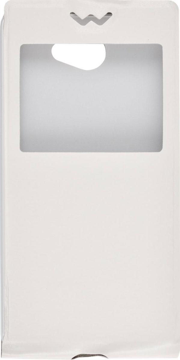 Skinbox Flip slim AW чехол для LG Max (L Bello 2), WhiteT-F-LM-001Чехол Skinbox Flip slim AW для LG Max (L Bello 2) выполнен из высококачественного поликарбоната и экокожи. Он обеспечивает надежную защиту корпуса и экрана смартфона и надолго сохраняет его привлекательный внешний вид. Чехол также обеспечивает свободный доступ ко всем разъемам и клавишам устройства.