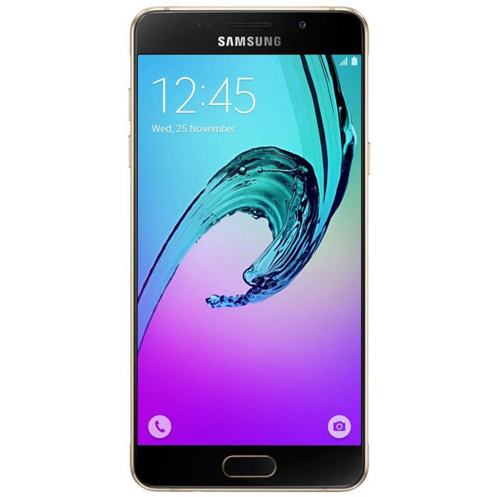 Samsung SM-A310F Galaxy A3, GoldSM-A310FZDDSERSamsung SM-A310F Galaxy A3 - стильное мобильное устройство из стекла и металла сделает вашу жизнь комфортнее благодаря эргономичному дизайну, мощному аккумулятору, поддержке быстрой зарядки, усовершенствованной камере, улучшенному процессору и поддержке LTE.Премиальный дизайн, надежность и великолепие стекла Gorilla Glass. Оцените комфортный просмотр изображений на экране с более тонкой рамкой.Четырехъядерный процессор Exynos 7578 с частотой 1,5 ГГц обеспечивает быстрый доступ к любимым приложениям и великолепную поддержку в режиме многозадачности.Фронтальная и основная камеры с диафрагмой F1.9 - это всегда яркие и четкие снимки даже в условиях низкой освещенности. Благодаря быстрому запуску камеры двойным нажатием кнопки Домой вы не упустите самые важные моменты вашей жизни. Для создания отличных селфи предусмотрено сразу несколько удобных функций - например, Palm Selfie, с помощью которой можно управлять камерой жестом, функция Wide Selfie, позволяющая создавать панорамные селфи, а также набор эффектов для улучшения изображения.Аккумулятор с увеличенной ёмкостью продлевает работу смартфона. Смотрите видео с высоким HD разрешением, играйте в игры, слушайте музыку и работайте с любыми приложениями дольше, чем обычно.Телефон сертифицирован Ростест и имеет русифицированный интерфейс меню, а также Руководство пользователя.