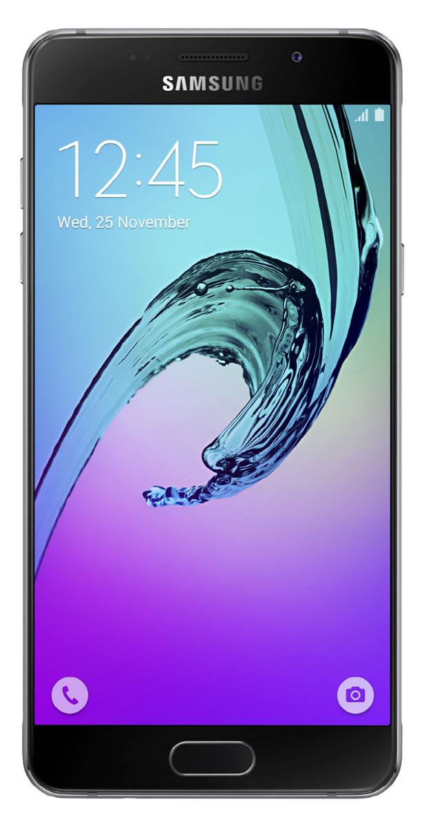 Samsung SM-A510F Galaxy A5, BlackSM-A510FZKDSERSamsung SM-A510F Galaxy A5 - стильный и мощный смартфон из стекла и металла, который сделает вашу жизнь комфортнее благодаря эргономичному дизайну, мощному аккумулятору, поддержке быстрой зарядки, усовершенствованной камере, улучшенному процессору и поддержке LTE. Премиальный дизайн, надежность и великолепие стекла Gorilla Glass. Оцените комфортный просмотр изображений на 5,2-дюймовом Full HD экране с более тонкой рамкой. Восьмиядерный процессор Samsung Exynos 7 Octa 7580 с частотой 1,6 ГГц обеспечивает быстрый доступ к любимым приложениям и великолепную поддержку в режиме многозадачности. Фронтальная и основная камеры с диафрагмой F1.9 - это всегда яркие и четкие снимки даже в условиях низкой освещенности. Благодаря быстрому запуску камеры двойным нажатием кнопки Домой вы не упустите самые важные моменты вашей жизни. Для создания отличных селфи предусмотрено сразу несколько удобных функций - например, Palm Selfie, с помощью...