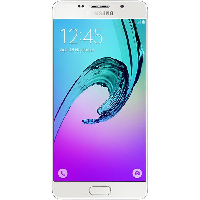 Samsung SM-A510F Galaxy A5, WhiteSM-A510FZWDSERSamsung SM-A510F Galaxy A5 - стильный и мощный смартфон из стекла и металла, который сделает вашу жизнь комфортнее благодаря эргономичному дизайну, мощному аккумулятору, поддержке быстрой зарядки, усовершенствованной камере, улучшенному процессору и поддержке LTE. Премиальный дизайн, надежность и великолепие стекла Gorilla Glass. Оцените комфортный просмотр изображений на 5,2-дюймовом Full HD экране с более тонкой рамкой. Восьмиядерный процессор Samsung Exynos 7 Octa 7580 с частотой 1,6 ГГц обеспечивает быстрый доступ к любимым приложениям и великолепную поддержку в режиме многозадачности. Фронтальная и основная камеры с диафрагмой F1.9 - это всегда яркие и четкие снимки даже в условиях низкой освещенности. Благодаря быстрому запуску камеры двойным нажатием кнопки Домой вы не упустите самые важные моменты вашей жизни. Для создания отличных селфи предусмотрено сразу несколько удобных функций - например, Palm Selfie, с помощью...