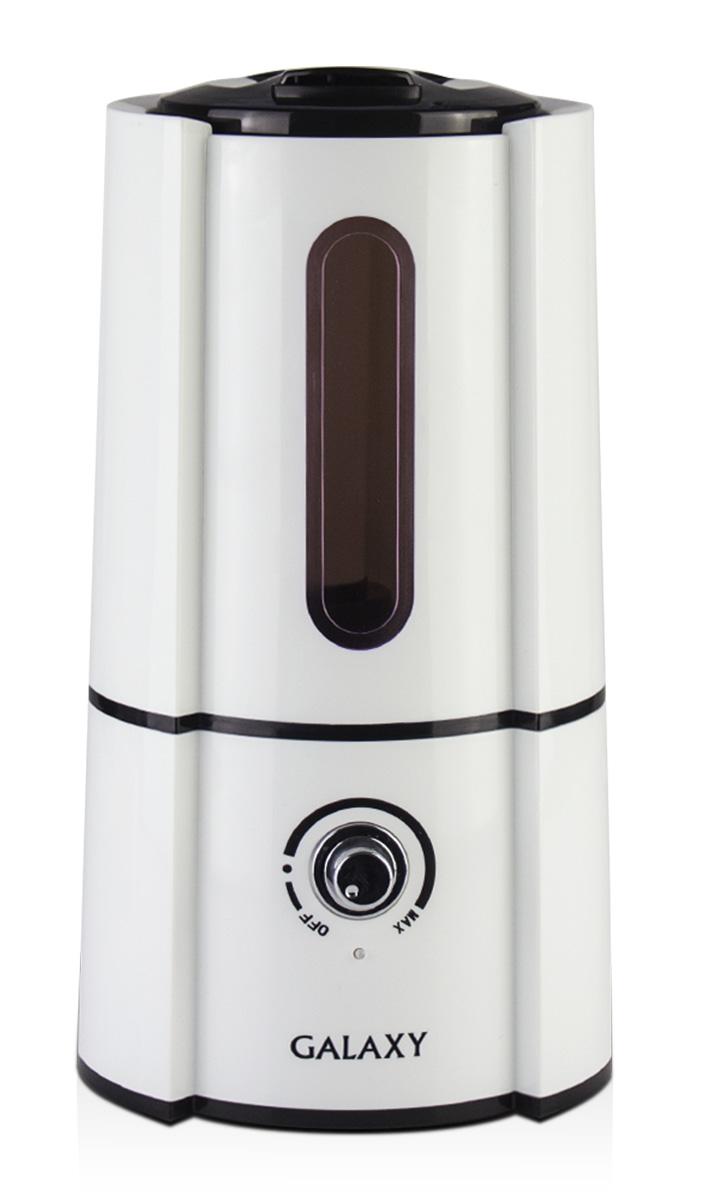 Galaxy GL8003 увлажнитель воздуха4650067301419Увлажнитель воздуха Galaxy GL8003 - незаменимый домашний прибор, который не только создает здоровый микроклимат в доме, офисе и любом другом помещении, но и сохраняет комнатные растения, деревянную мебель в идеальном состоянии. Сухой воздух в помещении на 20% увеличивает риск развития заболеваний дыхательных путей и приводит к ухудшению зрения. Особенно стоит задуматься над приобретением увлажнителя семьям с маленькими детьми. Если в доме много комнатных растений, то для поддержания зелени и здоровья им просто необходим увлажненный воздух, ведь питаются они не только через корни, но и через листья. С этой задачей также прекрасно справляется увлажнитель воздуха Galaxy GL8003!