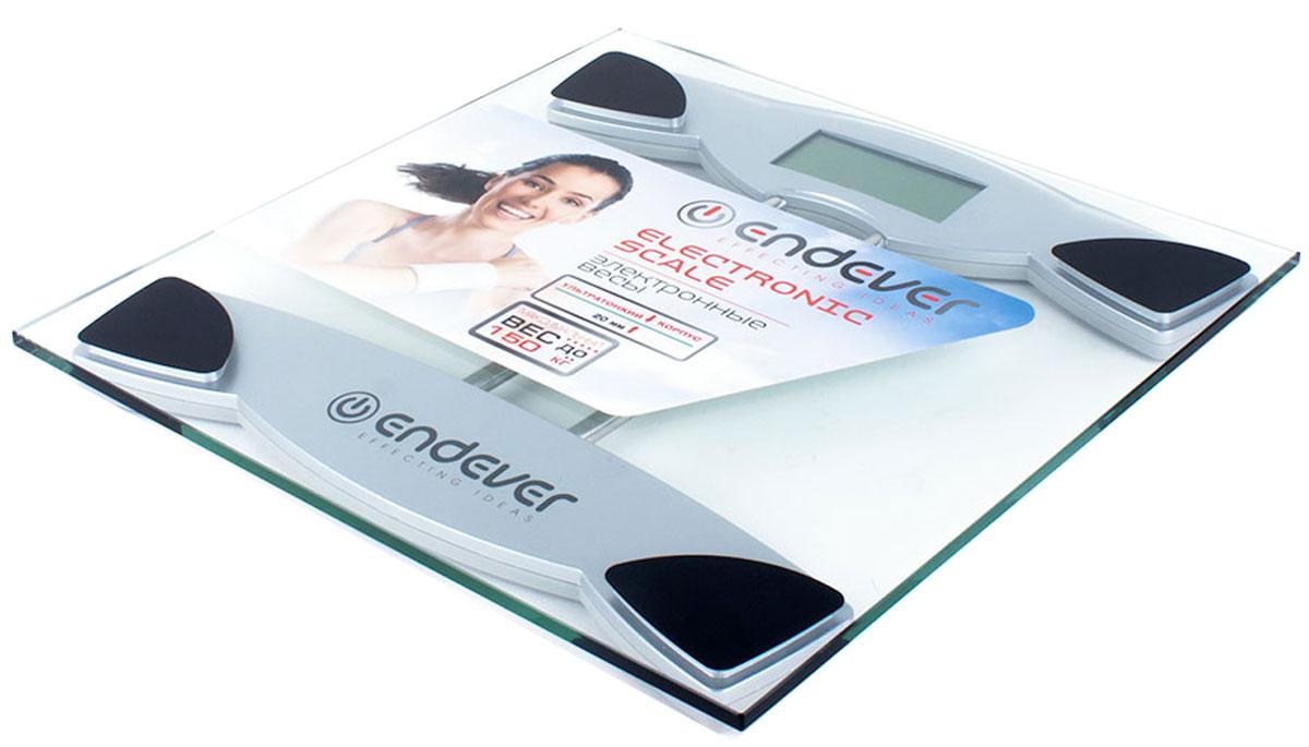 Endever 545-FS весы напольныеFS-545Электронные весы Endever 545-FS – это высококачественный прибор, в котором применены новейшие технологии в области использования безопасных для здоровья материалов и компонентов. Напольные электронные весы Endever 545-FS – неотъемлемый атрибут здорового образа жизни. Они необходимы тем, кто следит за своим здоровьем, весом, ведет активный образ жизни, занимается спортом и фитнесом. Очень удобны для будущих мам, постоянно контролирующих прибавку в весе, также рекомендуются родителям, внимательно следящим за весом своих детей. Включение одним нажатием LCD-дисплей с подсветкой Электронная система балансировки Высокоточные сенсорные датчики Индикатор низкого заряда батареи Индикатор перегрузки