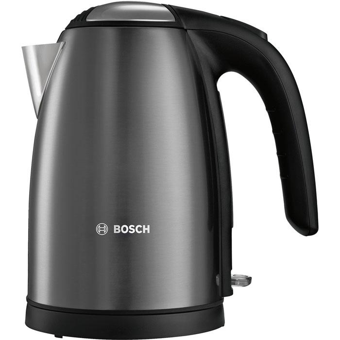 Bosch TWK7805, Black электрический чайник электрический чайник bosch twk7901 twk7901