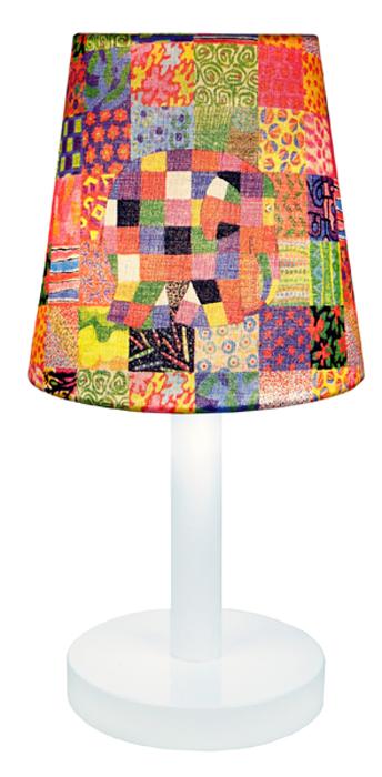 Trousselier Лампа ночник Elmer4764W 12VЛампа-ночник Trousselier Elmer добавит красок в интерьер детской комнаты, а также непременно понравится детям. Мягкое свечение лампы создаст атмосферу уюта, поможет малышу настроиться на крепкий сон, а слушать сказки в приглушенном сиянии лампы будет еще интереснее. Светильник имеет безопасный шнур с удобным выключателем.