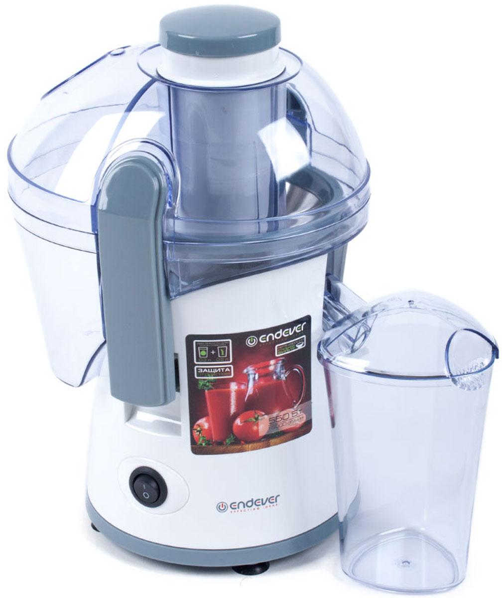Endever Sigma-96 соковыжималкаSigma-96Соковыжималка Endever Sigma-96 - это высококачественный прибор, в котором применены новейшие технологии в области использования безопасных для здоровья материалов и компонентов. Пей! Наслаждайся! Витаминизируйся! Ведь один стакан свежевыжатого апельсинового сока содержит дневную норму витамина С. Благодаря новому дизайну и стильному корпусу это устройство для получения свежевыжатого сока будет прекрасно смотреться на любой кухне.Скорость вращения центрифуги: 12000 об/минНержавеющий стальной фильтрУдобная прозрачная емкость для сока Легкая сборка и обслуживание
