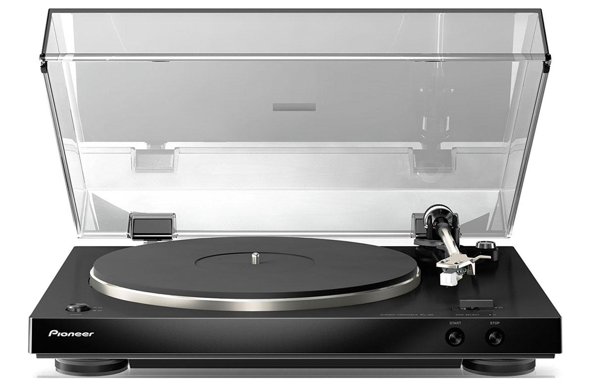 Pioneer PL-30-K проигрыватель виниловых дисков