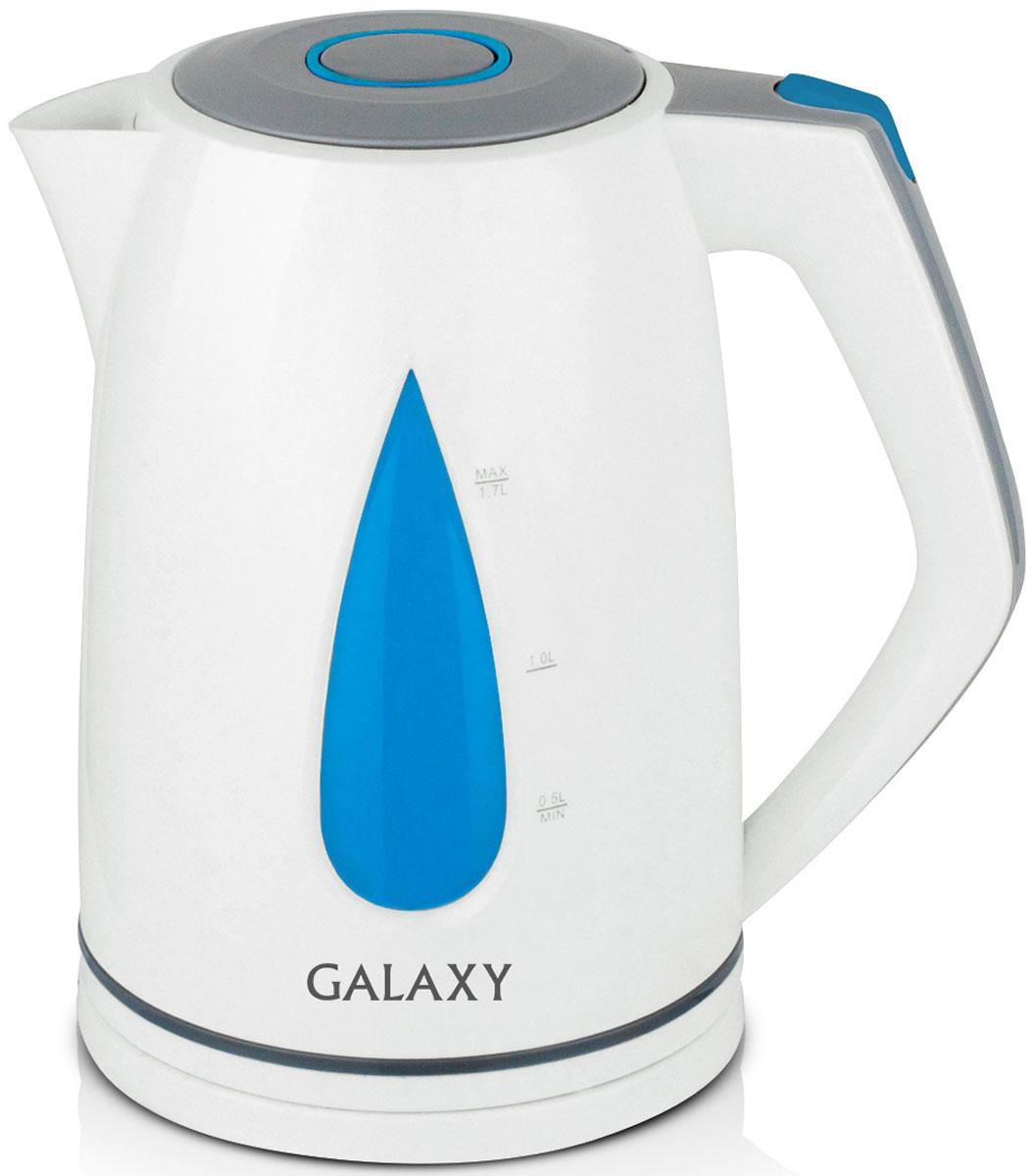Galaxy GL 0201 чайник электрический сковорода galaxy gl 9818