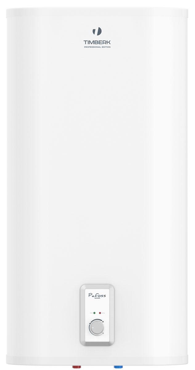 Timberk SWH FSL1 50 VE накопительный водонагреватель, 50 лSWH FSL1 50 VEНакопительный водонагреватель Timberk SWH FSL1 50 VE приятно удивит вас впечатляющей эргономичной панелью управления и белоснежным корпусом. Прибор прослужит действительно долго благодаря внутренним резервуарам из нержавеющей стали SUS 304 толщиной 1,2 мм. Слой высококачественной изоляции, выполненный по технологии высокоточного запенивания, существенно снижает тепловые потери.Система 3L Safety protection system (3L SPS) обеспечит защиту прибора от перегрева, сухого нагрева, избыточного давления внутри бака и протечки. Сверхпрочная система переливов гарантирует эффективное смешивание и равномерность нагрева. Timberk SWH FSL1 50 VE прост в обслуживании и ремонте без отключения от водопроводной сети.Экономьте пространство в вашем доме благодаря компактной плоской форме корпуса водонагревателя Timberk SWH FSL1 50 VE. Гарантия на течь внутреннего резервуара составляет 7 лет.