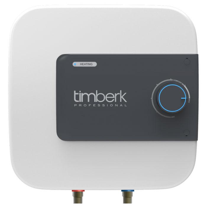 Timberk SWH SE1 15 VO накопительный водонагреватель, 15 лSWH SE1 15 VOНакопительный водонагреватель Timberk SWH SE1 15 VO имеет мндивидуальный дизайн, не имеющий аналогов на рынке. Расположение прибора - вертикальное, над или под мойкой. Hi-tech дизайн и эргономичность водонагревателя делают его идеальным дополнением интерьера кухонь и ванных комнат. Уникальная мощность нагревательного элемента для водонагревателей с таким небольшим объемом внутреннего бака - 2000 Вт. Ультра-быстрый нагрев воды, не имеющий аналогов! Световая индикация процесса нагрева воды и включения прибора в сеть находится на лицевой панели. Индикатор ярко-синего цвета встроен в ручку-регулятор. 3L Safety protection system (3L SPS): Защита прибора от перегрева Защита от сухого нагрева Защита от избыточного давления внутри бака и протечки Специальный режим Comfort позволяет задать наиболее комфортную температуру нагрева воды (+58°С (±2°С)), а также соответствует наиболее эффективному режиму расхода электроэнергии и снижению...