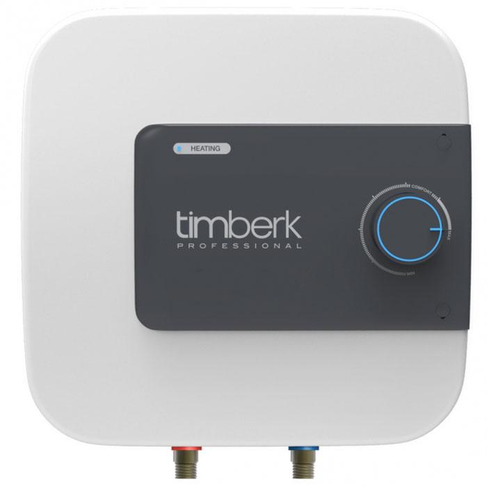 Timberk SWH SE1 30 VO накопительный водонагреватель, 30 лSWH SE1 30 VOНакопительный водонагреватель Timberk SWH SE1 30 VO имеет мндивидуальный дизайн, не имеющий аналогов на рынке. Расположение прибора - вертикальное, над или под мойкой. Hi-tech дизайн и эргономичность водонагревателя делают его идеальным дополнением интерьера кухонь и ванных комнат. Уникальная мощность нагревательного элемента для водонагревателей с таким небольшим объемом внутреннего бака - 2000 Вт. Ультра-быстрый нагрев воды, не имеющий аналогов! Световая индикация процесса нагрева воды и включения прибора в сеть находится на лицевой панели. Индикатор ярко-синего цвета встроен в ручку-регулятор. 3L Safety protection system (3L SPS): Защита прибора от перегрева Защита от сухого нагрева Защита от избыточного давления внутри бака и протечки Специальный режим Comfort позволяет задать наиболее комфортную температуру нагрева воды (+58°С (±2°С)), а также соответствует наиболее эффективному режиму расхода электроэнергии и снижению...
