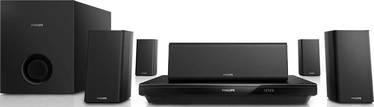 Philips HTB3520G/51 домашний кинотеатрHTB3520G/51Испытайте новые ощущения от домашних развлечений с системой домашнего кинотеатра Philips HTB3520G/51. Мощность 1000 Вт обеспечивает насыщенные басы и невероятно реалистичное 3D-изображение дисков Blu-ray. Dolby TrueHD и DTS-HD для объемного звука высокой четкости: Dolby TrueHD и DTS-HD Master Audio Essential обеспечивают качественное звучание дисков Blu-ray. Качество воспроизведения звука поистине неотличимо от студийного, и вы сможете услышать звук именно таким, каким хотели его донести до вас создатели записи. Dolby TrueHD и DTS-HD Master Audio Essential обеспечат максимум впечатлений от систем домашнего развлечения. Full HD 3D Blu-ray для полного погружения при просмотре фильмов 3D: Вы будете поражены качеством 3D фильмов в вашей гостиной благодаря телевизору Full HD 3D. Функция активного 3D изображения использует последнее поколение быстрых дисплеев для создания реалистичного изображения с разрешением 1080x1920 HD. Просмотр...