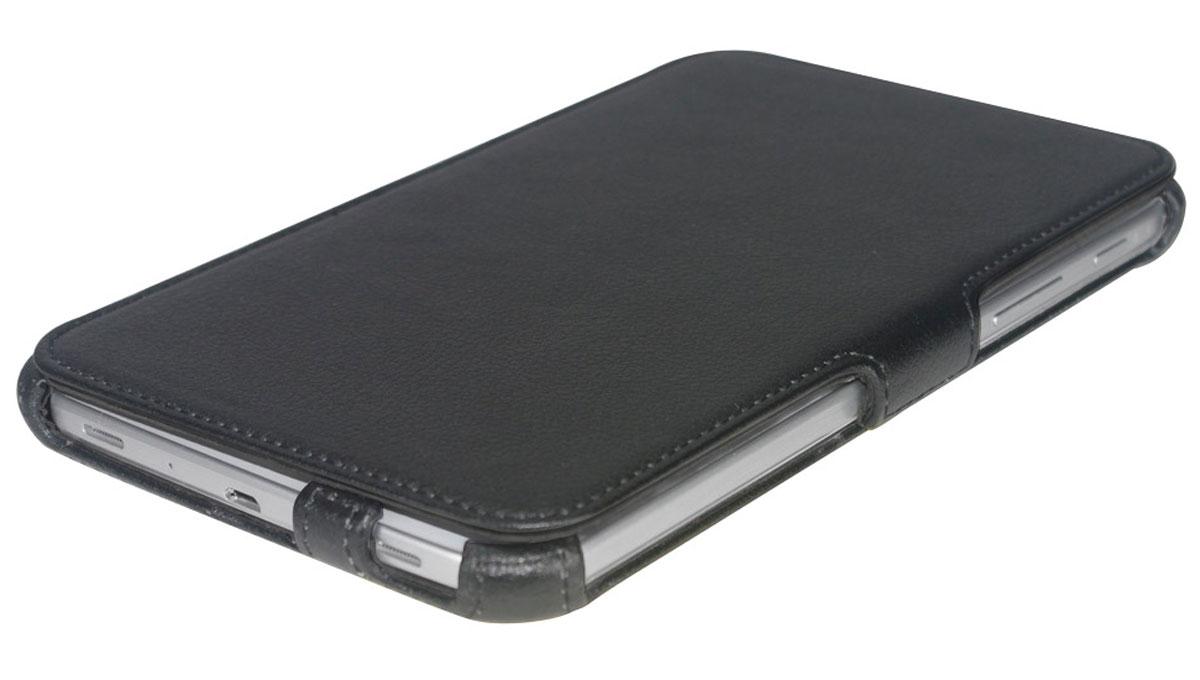 IT Baggage чехол для Prestigio Multipad Wize 3057/3067/3087, BlackITPRE3087-1Чехол IT Baggage для Prestigio Multipad Wize 3057/3067/3087 - это стильный и лаконичный аксессуар, позволяющий сохранить планшет в идеальном состоянии. Надежно удерживая технику, обложка защищает корпус и дисплей от появления царапин, налипания пыли. Также чехол можно использовать как подставку для чтения или просмотра фильмов. Имеет свободный доступ ко всем разъемам устройства.