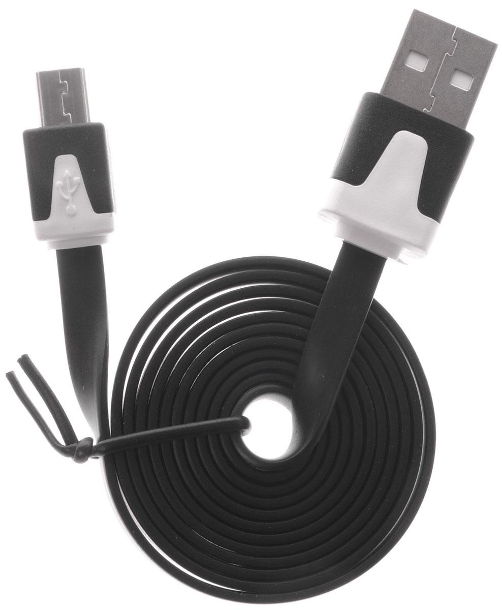 OLTO ACCZ-3015, Black кабель USBO00000265Кабель OLTO ACCZ-3015 для соединения microUSB устройств c USB-портом. Он может использоваться для передачи данных, зарядки аккумулятора и адаптирован для работы со всеми операционными системами. Главное достоинство OLTO ACCZ-3015 в его внешнем виде. Он выгодно отличается от привычных и скучных расцветок стандартных кабелей.