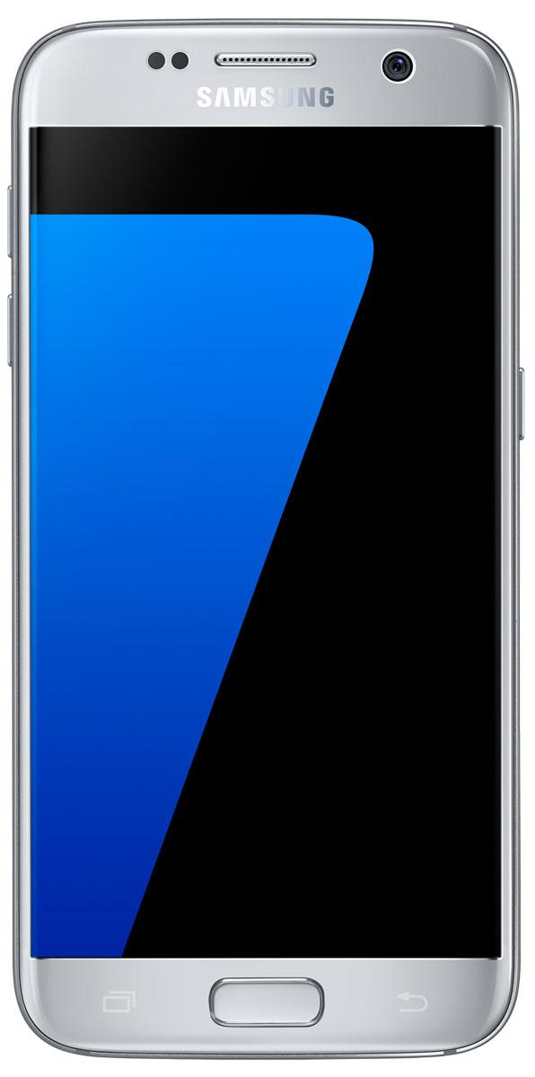 Samsung SM-G930F Galaxy S7 (32GB), SilverSM-G930FZSUSERSamsung Galaxy S7 - это уже не просто телефон + КПК, это настоящий чудо-проводник в мире современных цифровых технологий, который умещается у вас в кармане. Данная модель - незаменимый помощник буквально на каждый день: начиная от банальных выходов в интернет и навигации, и заканчивая функциями персонального тренера и даже медицинского консультанта! Samsung Galaxy S7 с экраном 5,1 дюйма Quad HD Super AMOLED обладает защищенным 3D-стеклом Corning Gorilla Glass 4, создающим эффект погружения в контент, стильным дизайном и прочной конструкцией с эргономичными изгибами для удобного захвата. Новая функция Always-On Display (Всегда активный экран) предоставляет пользователям уникальную возможность упрощенного, бесконтактного использования устройства в любой ситуации. Теперь можно проверить время и календарь, не прикасаясь к экрану. Наряду с изысканным дизайном, Galaxy S7 имеет повышенную функциональность благодаря защите от пыли и воды по стандарту...