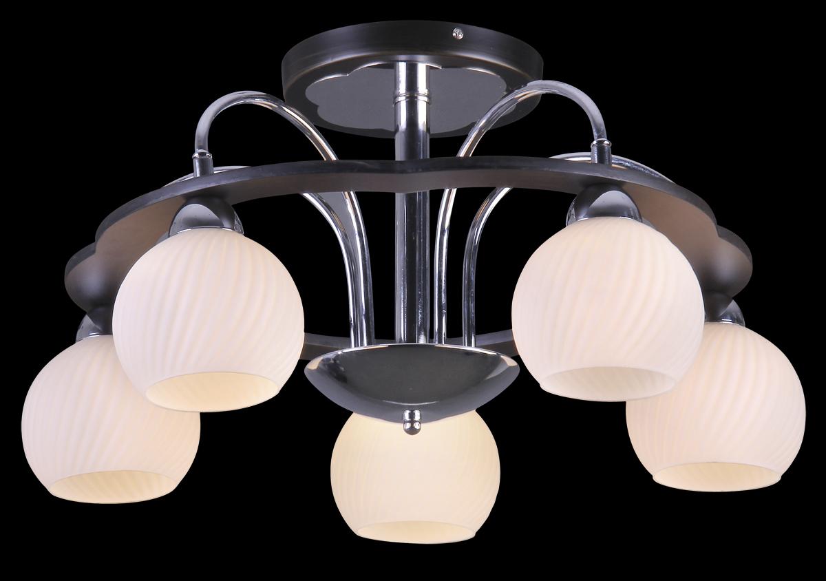 Светильник Natali Kovaltseva 10780/5C PALISANDER10780/5C PALISANDERD55 x H27 cm