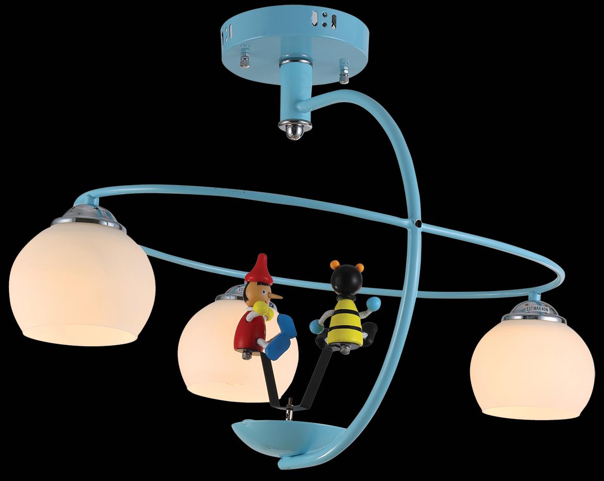 Светильник Natali Kovaltseva DANCE 114/3CDANCE 114/3CL60 x W44 x H44 cm