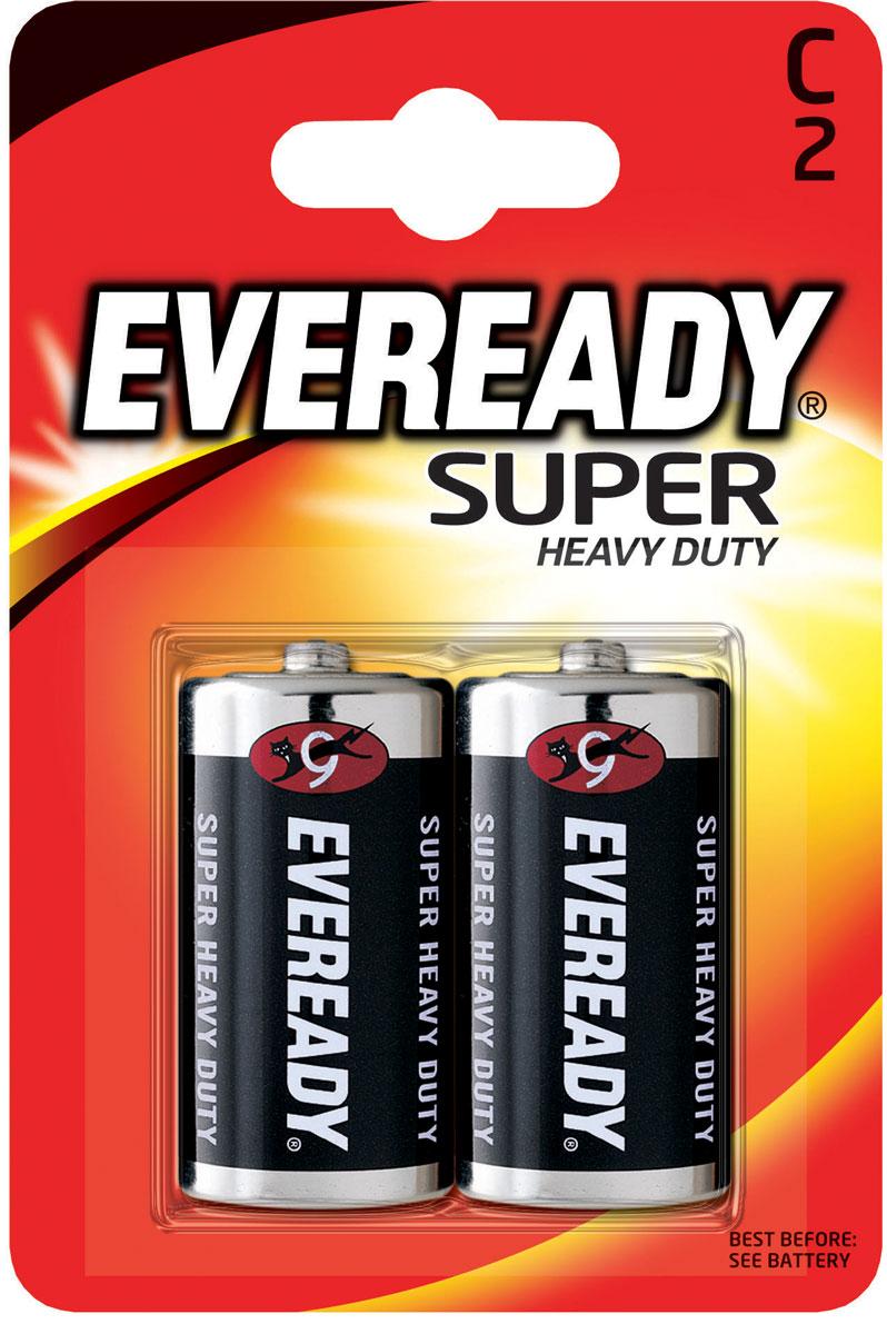 Батарейка солевая Eveready