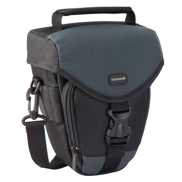Cullmann CU-93515 Bilbao Action 200, Black сумка для фотокамерыBEWO13-MСтильная сумка Cullmann CU-93515 Bilbao Action 200 поможет защитить ваше устройство от ударов и царапин. Обеспечивает возможность быстрого доступа к оборудованию. Имеется вместительный передний карман для аксессуаров. Для транспортировки предусмотрены удобная ручка и плечевой ремень. Стильный дизайн Высокое качество изделия Петля для ношения на поясе Одно внутреннее отделение Ремень для носки на плече или шеи Внутренний карман для карты памяти Обеспечивает быстрый доступ к камере с объективом