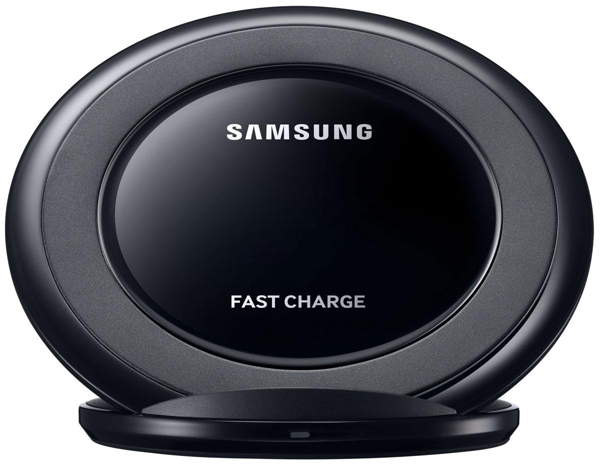 Samsung EP-NG930 беспроводное зарядное устройство, BlackEP-NG930BBRGRUБеспроводное зарядное устройство Samsung EP-NG930 с поддержкой стандарта Qi поможет найти быстрый выход из сложной ситуации, если ваш смартфон Samsung разрядился в самый неподходящий момент, а времени на зарядку очень мало. Заряд аккумулятора происходит индукционным методом.
