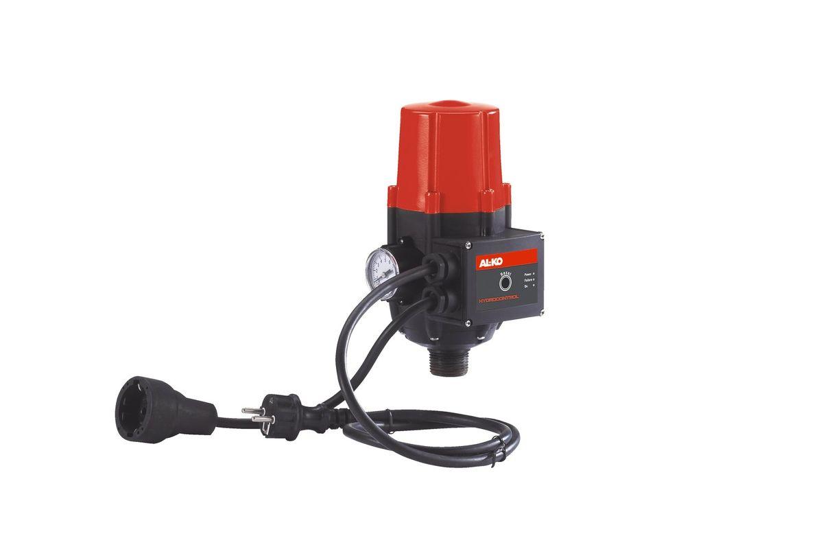 Гидроконтроллер AL-KO112478Гидроконтроллер AL-KO предназначен для превращения вашего садового насоса в автоматическую станцию. Изделие оснащено манометром. Контроллер автоматизирует работу насоса, поддерживает его постоянную мощность и давление. Устанавливается контроллер в напорном трубопроводе или на выходе насоса.
