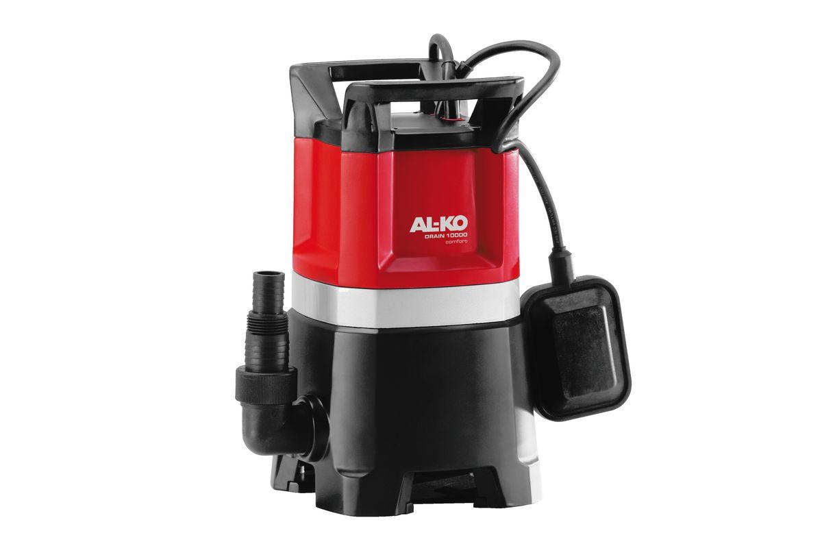 Насос погружной AL-KO Drain 10000 Comfort, для грязной воды112825Мощный и надежный погружной насос AL-KO Drain 10000 Comfort обладает максимальной производительностью до 10 000 л/ч. Гарантированная пропускная способность обеспечивается особой воронкообразной геометрии рабочего колеса. Запас мощности для различных целей применения. Не требующий технического обслуживания двигатель, стальной вал двигателя со специальной обработкой и корпус из полипропиленового стеклопластика гарантируют длительный срок службы насоса для грязной воды. Благодаря большим входным отверстиям насос может без труда перекачивать воду с частицами грязи и взвешенными частицами диаметром до 30 мм. Насос для грязной воды укомплектован свободно вращающимся на 90° уголковым переходником, предотвращающим нежелательные перегибы подающего шланга. Комбинированный ниппель позволяет подсоединять шланги различных размеров. Длина кабеля: 10 м. Мощность: 650 Вт. Максимальная глубина погружения: 5 м. Максимальная высота всасывания: 8 м. Макс. объем подачи:...