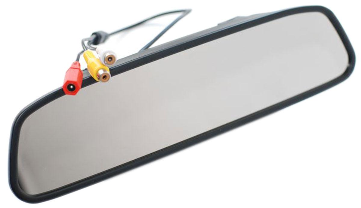 AutoExpert DV 500, Black автомобильный монитор2170816505001Монитор AutoExpert DV 500 предназначен для отображения информации с камеры заднего вида или другого источника видеосигнала. Выполнен в корпусе универсального зеркала заднего вида с возможностьюустановки на любое штатное зеркало в салоне автомобиля. Размер зеркала: 29 см х 8,5 смТип экрана: TFT LCD2 видеовхода с автоматическим включением монитора при появлении видеосигналаПоддержка PAL-AUTO/NTSCЯркость: 250 кд/м2Контраст: 350:1