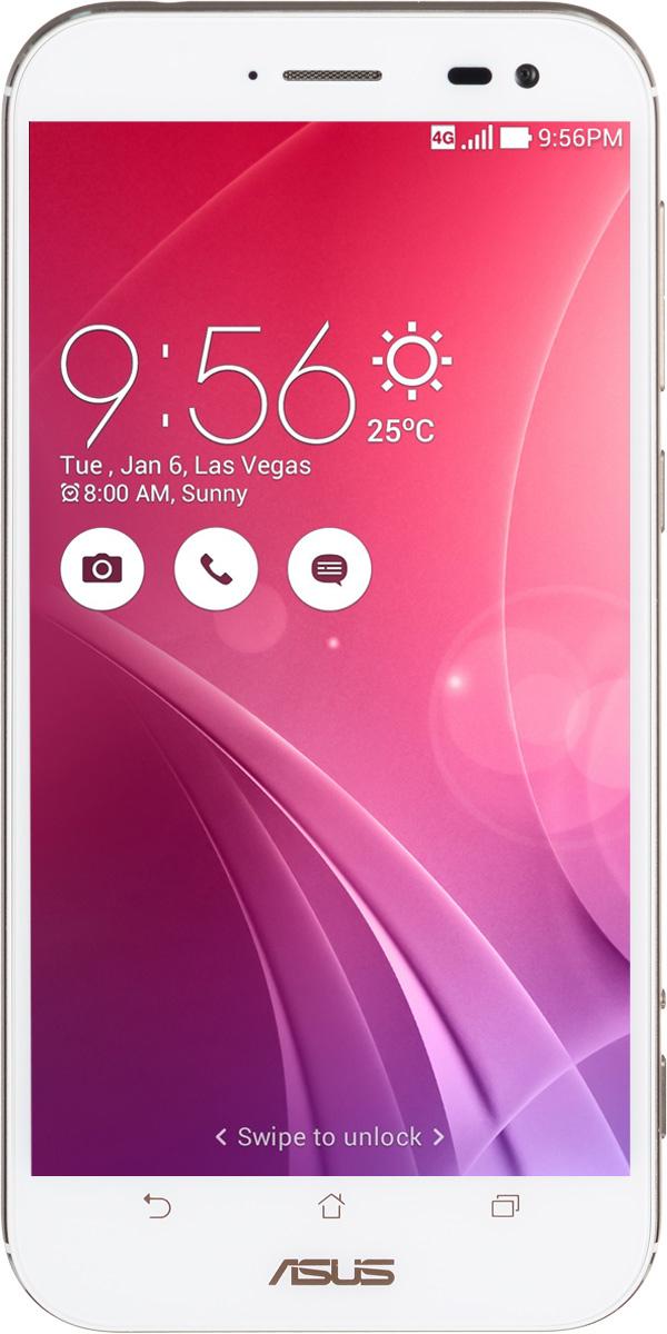 ASUS ZenFone Zoom ZX551ML, White (90AZ00X2-M00770)90AZ00X2-M00770Asus ZenFone Zoom ZX551ML - это самый тонкий в мире смартфон с системой 3-кратного оптического увеличения. Максимальное же увеличение, доступное с его 10-элементным объективом Hoya, составляет 12 раз. ZenFone Zoom - это смартфон с классическим дизайном, выполненный в тонком (толщина от 5 мм) корпусе, основу которого составляет прочный цельнометаллический каркас. С холодным металлом контрастирует теплая кожаная отделка задней панели. Технологический процесс изготовления корпуса состоит из 201 этапа. Результатом является шедевр, с которым не хочется расставаться всю жизнь. Отличительной особенностью ZenFone Zoom является высококачественная тыловая камера с 3-кратным оптическим увеличением. В рамках технологии PixelMaster в устройстве реализовано множество функций, направленных на повышение качества фотоснимков, включая систему оптической стабилизации изображения, двухцветную вспышку Real Tone и моментальную лазерную автофокусировку, которая...