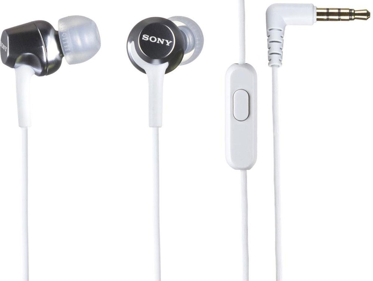 Sony MDR-EX250AP, White наушникиMDR-EX250AP белыйНаушники-вкладыши Sony MDR-EX250AP созданы для тех, кто вечно находится в движении. Удобный в использовании встроенный в кабель микрофон позволяет запросто отвечать на звонки, не вынимая смартфон из кармана или сумки. Завершив разговор можно легко вернуться к прослушиванию музыки благодаря встроенному в кабель пульту управления. Y-образный шнур