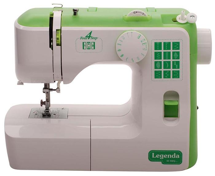 Legenda 4.0 швейная машина6924190223268Электромеханическая швейная машинка с верикальным (железным) челночным устройством. Компактный размер – 3/4 от стандартной машинки. Очень простое управление и шитье любых видов тканей.