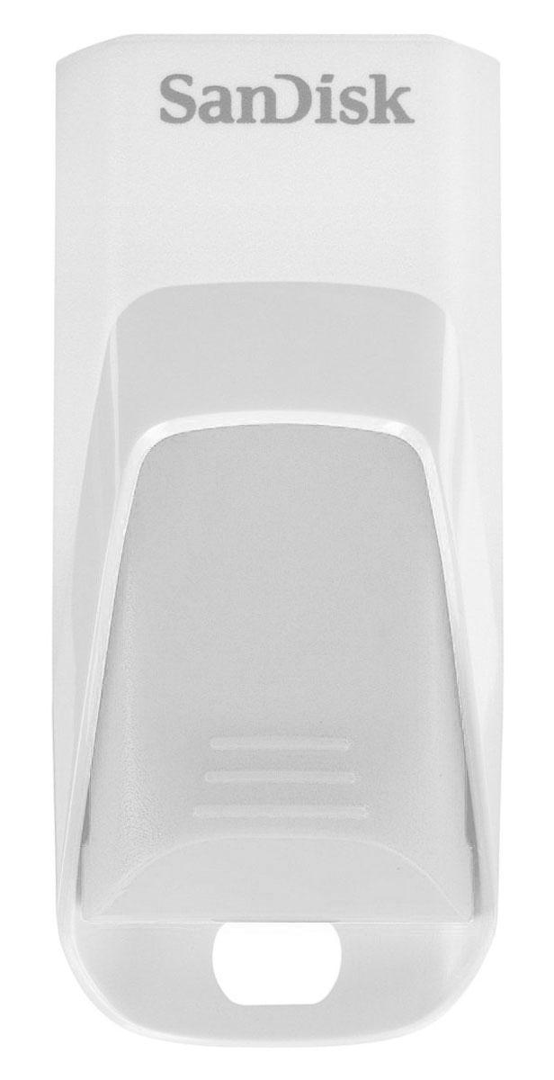 SanDisk Cruzer Edge EURO 2016 Football 32Gb, White USB-накопитель (SDCZ51-032G-E35WG)SDCZ51-032G-E35WGSanDisk Cruzer Edge EURO 2016 Football - это удобный и стильный USB флеш-накопитель, в котором современный дизайн сочетается с высокой вместительностью. USB-накопитель выпускается емкостью до 64 ГБ - на нем достаточно места для хранения любимых фотографий, музыки, видео и других личных данных. Удобный выдвижной разъем USB обеспечивает дополнительную защиту: USB флеш-накопители SanDisk Cruzer Edge EURO 2016 Football отличаются современным дизайном, занимают мало места и легко помещаются в карман. Этот накопитель отличается выдвижным разъемом USB, который обеспечивает дополнительную защиту на время, пока накопитель не используется. Простое и быстрое резервное копирование файлов с помощью мыши: Перенести файлы на USB флеш-накопитель Cruzer Edge EURO 2016 Football очень легко: просто подключите накопитель к порту USB и перенесите файлы в нужную папку. Не требуется установка дополнительных драйверов или программного обеспечения. Можно сразу...
