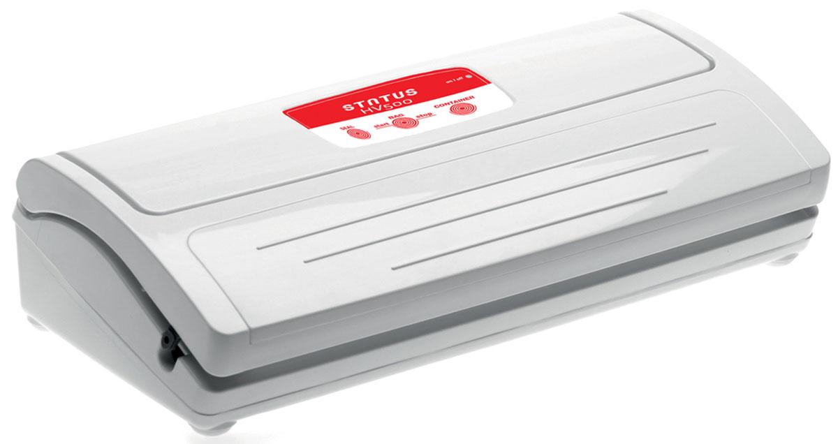STATUS HV 500 вакуумный упаковщик