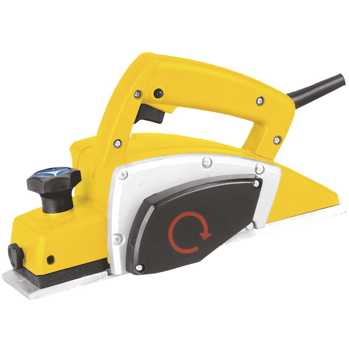Рубанок электрический Kolner KEP 600кн600епЧастота, Гц: 50 Потребляемая мощность, Вт: 600 Частота оборотов на холостом ходу, об/мин: 16000 Ширина строгания, мм: 82 Глубина строгания, мм: 0-1 Размеры лезвия, мм: 82 х 5,8 х 1,3 Комплектация: параллельный упор, гаечный ключ, правка для ножей, держатель для заточки ножей, угольные щетки