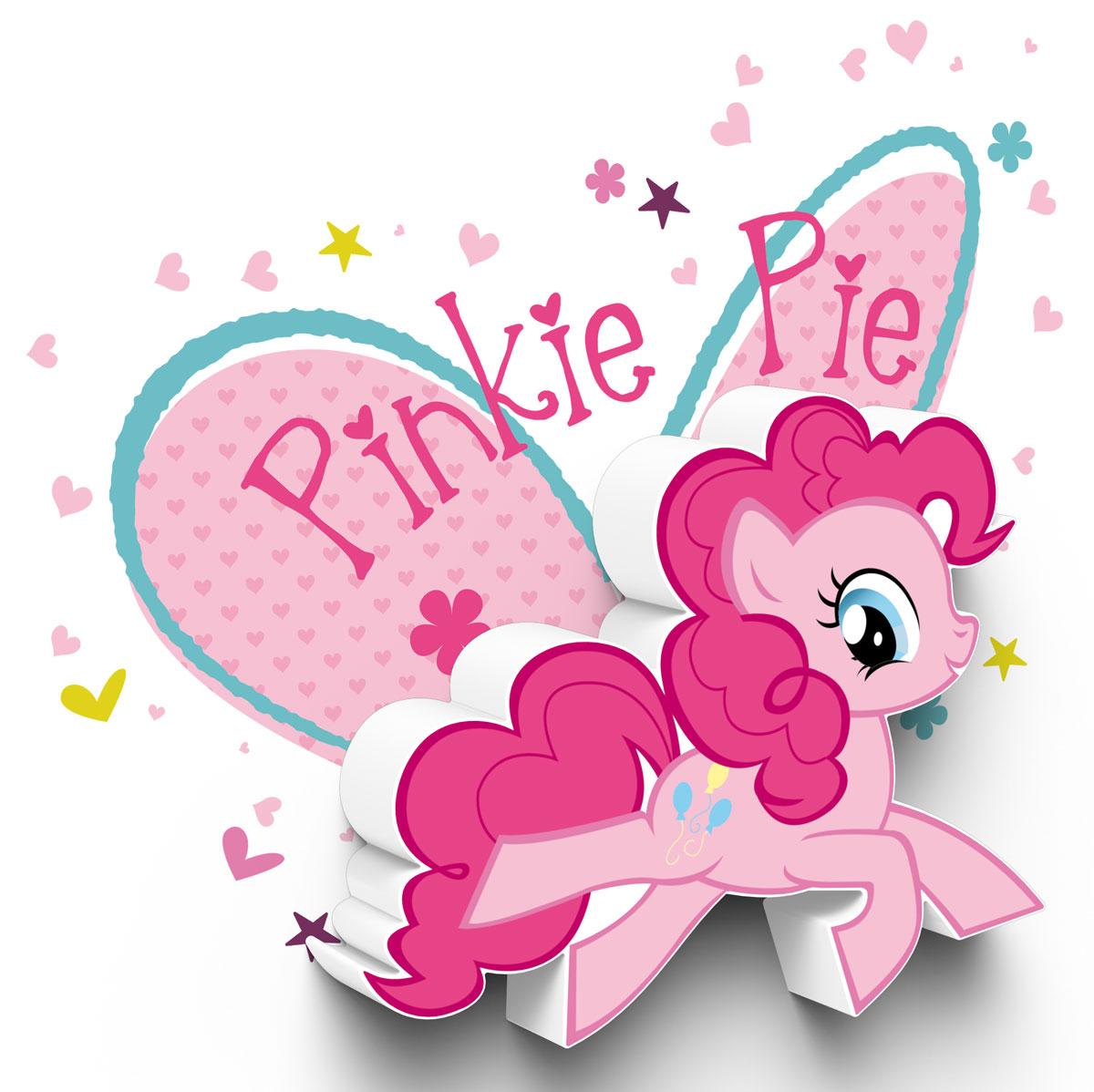 My Little Pony Пробивной 3D мини-светильник Pinky Pie4000812Пробивной 3D мини-светильник Pinky Pie обязательно понравится вашему ребенку.Особенности:Безопасный: без проводов, работает от батареек (2хААА, не входят в комплект);Не нагревается: всегда можно дотронуться до изделия;Реалистичный: 3D наклейка в комплекте;Фантастический: выглядит превосходно в любое время суток; Удобный: простая установка (автоматическое выключение через полчаса непрерывной работы).Товар предназначен для детей старше 3 лет. ВНИМАНИЕ! Содержит мелкие детали, использовать под непосредственным наблюдением взрослых.
