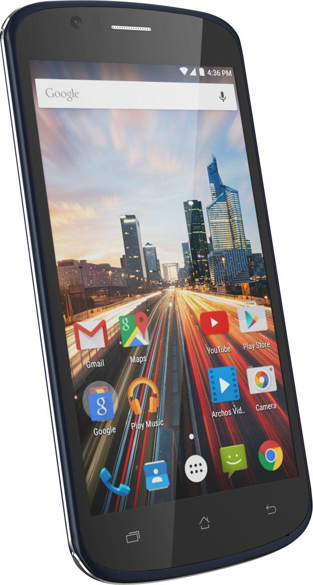 Archos 50e Helium50e HeliumArchos 50e Helium объединяет в себе непревзойденную скорость 4G с уникальным, вдохновленным природой, дизайном. Смартфон полностью поддерживает технологию 4G/LTE (категория 4, 150 Мбит/с). С такой высокой скоростью соединения вы сможете открыть для себя новые возможности использования смартфона: сверхбыстрый доступ к Интернет-ресурсам, полноэкранное потоковое HD-видео, онлайн-игры, мгновенный доступ к облачным хранилищам и многое другое.Удивительное разрешение (1280 x 720) на 5-дюймовом экране обеспечивает то же количество пикселей, что и ваш большой HD-телевизор, предоставляя дополнительную четкость текста и невероятную четкость фотографий и видео. Технология IPS дает истинно яркие цвета, дополнительные широкие углы обзора, чтобы изменить к лучшему ваше представление об удобстве использования смартфонов.Используя четырехъядерный процессор Qualcomm Snapdragon 210, данная модель сочетает в себе лучшую производительность с расширенными возможностями и лучшей энергоэффективностью.Делайте великолепные снимки, записывайте видео в HD-качестве, используя основную 8-мегапиксельную камеру. С помощью фронтальной камеры оставайтесь на видеосвязи с друзьями и семьей с помощью приложения Google Hangouts или его аналогов.Широкие возможности поддержки двух сим-карт позволяют управлять сетями двух разных провайдеров одновременно, в результате чего две ваши мобильные подписки работают совместно и присутствуют в одном телефоне.Смартфон обладает лучшей системой поддержки мультимедиа-приложений Archos Media Center: индивидуальные приложения для видео и музыки, поддерживающие лучшие форматы и кодеки, работают с автосубтитрами и системами для потоковой передачи данных с планшета или компьютера на смартфон или со смартфона на телевизор с функцией DLNA.Получите максимум от Archos 50e Helium благодаря использованию Android 5.1 Lollipop и поддержке магазина Google Play, в котором представлено более 1 миллиона приложений, игр и медиа-контента.Телефон сертифицирован 