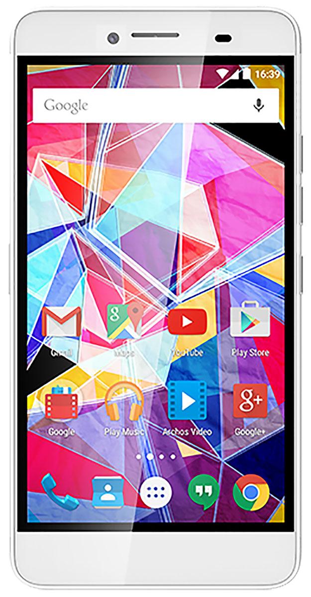 Archos Diamond PlusDiamond PlusArchos Diamond Plus - исключительно новаторский смартфон. Элегантный и эргономичный дизайн с использованием металлического каркаса подчеркивает основательность подхода к проектированию модели. Вы будете впечатлены его мощью, производительностью, скоростью и отзывчивостью. Технологичный восьмиядерный процессор MediaTek MT6753 обеспечивает высочайшую производительность. Приложения и игры работают максимально плавно, давая возможность насладиться всеми преимуществами мультизадачности. Используйте все преимущества сети 4G/LTE для серфинга интернет, скачивания данных и просмотра видео. Большой 5,5 дюймовый экран обладает высоким качеством картинки. С ним можно всецело погрузиться в яркий мир игр и кино, наслаждаясь высокой четкостью изображения благодаря разрешению Full HD (1080p). Технология IPS предлагает яркие и сочные цвета, широкие углы обзора. Archos Diamond Plus оснащен двумя микрофонами и системой шумоподавления для обеспечения...