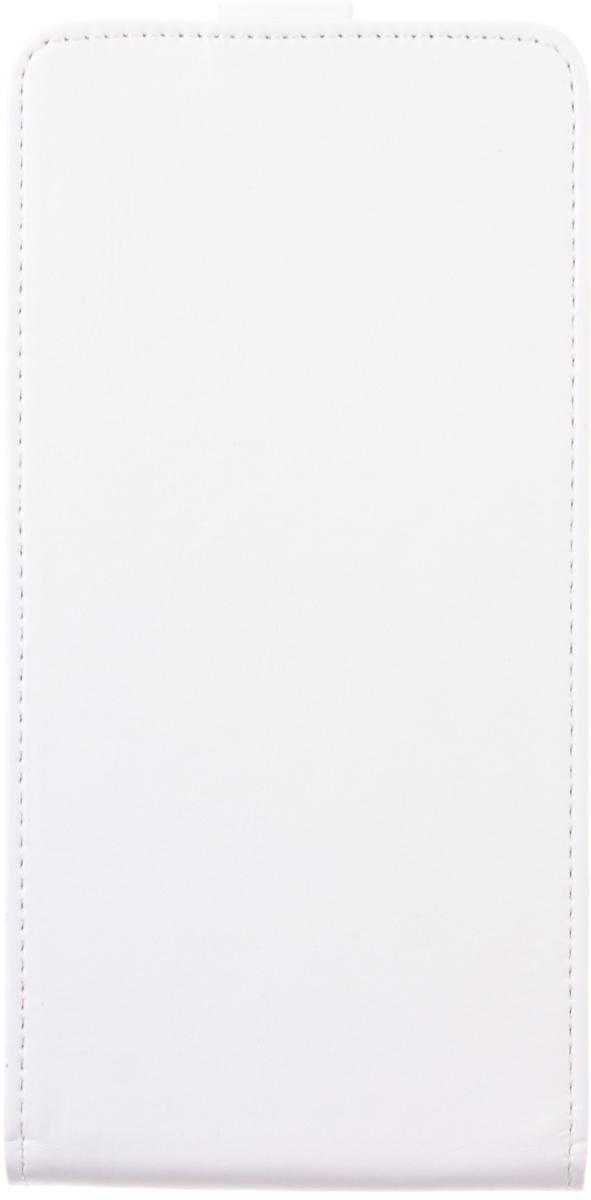 Skinbox 4People чехол-флип для Asus ZenFone 6, White2000000075150Чехол Skinbox 4People сделан из высококачественного поликарбоната и искусственной кожи. Он надежно фиксирует и защищает смартфон при падении. Обеспечивает свободный доступ ко всем разъемам и элементам управления.