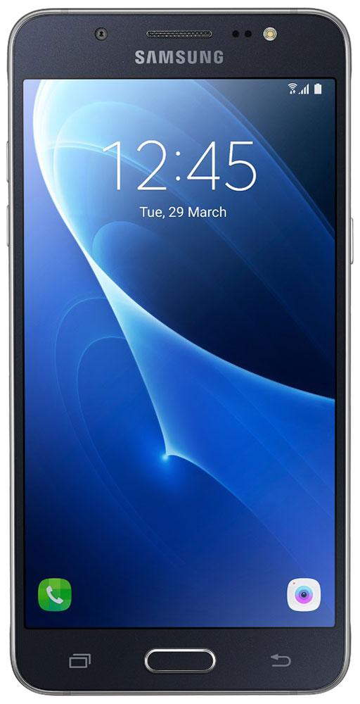 Samsung SM-J510FN Galaxy J5 (2016), BlackSM-J510FZKUSERSamsung SM-J510FN Galaxy J5 отличается элегантным и стильным дизайном, который усиливает впечатление от смартфона. При толщине 7,9 мм и ширине 72 мм, смартфон Samsung Galaxy J5 выглядит более чем изящно, а приятная на ощупь текстура корпуса подчеркивает элегантность формы и ощущение комфорта при использовании смартфона. Аккумулятор с емкостью 3100 мАч позволит оставаться на связи дольше обычного. При отсутствии возможности подзарядки используйте режим максимального энергосбережения. Мощный 4-ядерный процессор Qualcomm MSM8916 и 2 ГБ оперативной памяти обеспечивают мгновенную реакцию смартфона на любые ваши действия. Удобное приложение Smart Manage Простой способ управления основными функциями смартфона: уровень заряда аккумулятора, доступный объем памяти, состояние использования оперативной памяти и безопасность смартфона. Телефон сертифицирован Ростест и имеет русифицированный интерфейс меню, а также...